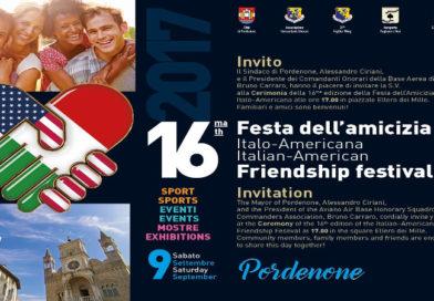 Festa dell'amicizia Italo-Americana