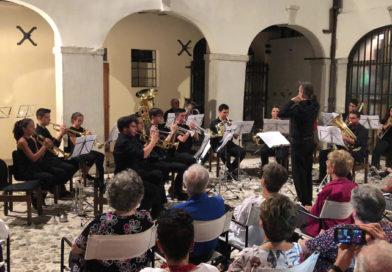La Brass Band celebra Santa Cecilia