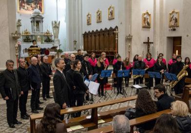 Cantique: Ottetto e Coro Harmoniae di nuovo insieme